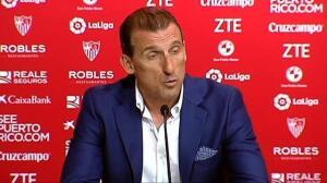 Óscar Arias toma el relevo como director deportivo del Sevilla