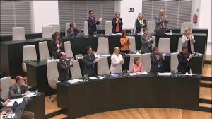 Estalla la guerra entre los partidarios de Aguirre y los de Cifuentes por el control de la portavocía en el Ayuntamiento de Madrid