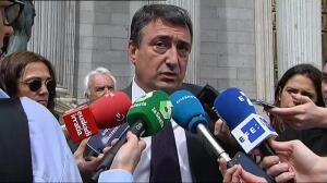 """Aitor Esteban sobre los Presupuestos: """"Tenemos preparada la enmienda a la totalidad"""""""