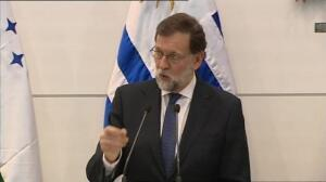 "Rajoy: ""Con el Partido Popular la Justicia ha actuado con total independencia"""