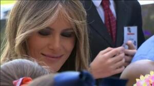 Melania Trump inaugura en Washington el Centro Nacional de Salud Infantil