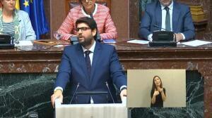 Fernando López Miras, nuevo presidente de Murcia