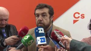 """Cs presentará iniciativas tras """"semana negra"""" de corrupción"""