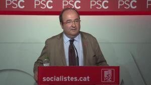 Iceta cree que la victoria de Sánchez evidencia que no hay fractura