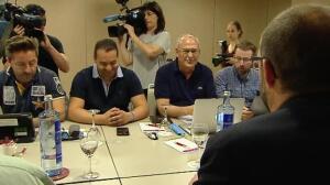 Estibadores y patronal buscan un acuerdo in extremis a 48 horas de la huelga