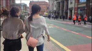 Un incidente obliga a la evacuación de un centro comercial en Manchester