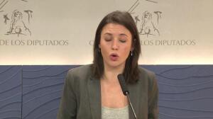 """Podemos acusa a Ana Pastor de """"secuestrar"""" el Congreso"""