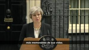 "Theresa May: ""Este ataque destaca por su cobardía enfermiza"""