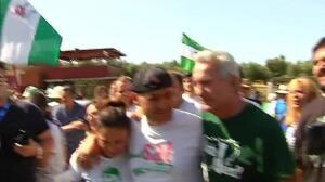 Andrés Bódalo sale tres días de la cárcel