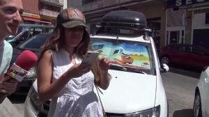 """Isa Pantoja: """"Tengo mi vida, tengo mis cosas en Madrid"""""""