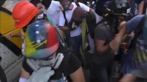 La oposición venezolana reivindica la libertad de expresión
