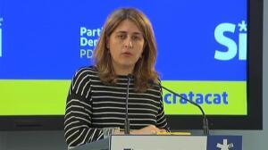 El PDeCAT llama a los 'comuns' a preservar la unidad soberanista