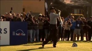 Tiger Woods detenido tras dar positivo en un control de alcoholemia