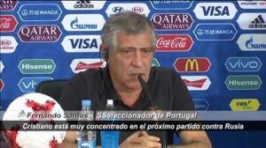 Cristiano Ronaldo guardará silencio hasta que hable con Florentino Pérez