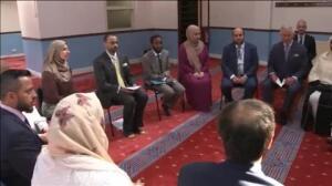 El príncipe Carlos visita a los heridos en el atropello cerca de una mezquita de Londres