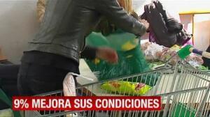 El 70% de los hogares españoles no nota haber salido de la crisis, según Cáritas