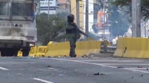 Detenido un sargento por la muerte del joven en Caracas