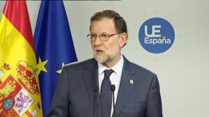 """Rajoy: """"Que no se vea perjudicado por estas decisiones ningún ciudadano español ni europeo"""""""