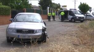 Muere atropellado por un vehículo un ciclista en Palomeque (Toledo) y el conductor se da a la fuga