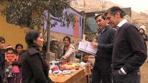 Los microcréditos, una oportunidad de emprender para las mujeres peruanas