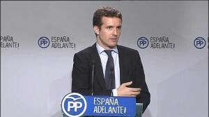 """Rajoy quiere """"relaciones normales"""" con Sánchez"""