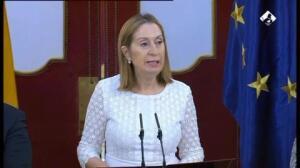"""Pastor a víctimas terrorismo: """"Vuestra causa es la nuestra"""""""