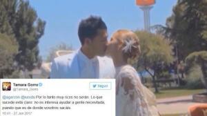 Tamara Gorro se enfrenta a Garzón por gestación subrogada