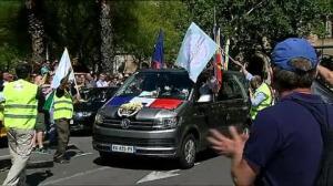 Nuevas movilizaciones en el sector del taxi