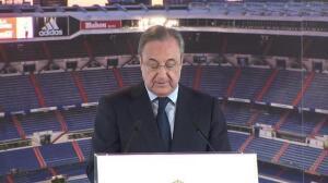 """Florentino cree que Ceballos será un pilar """"importantísimo"""""""
