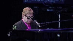 Elton John triunfa en el Starlite de Marbella