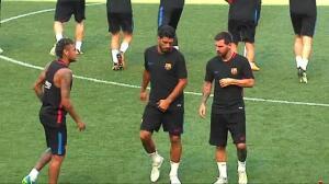 Messi, Neymar y Suárez levantan pasiones en el Red Bull Arena de Nueva Jersey