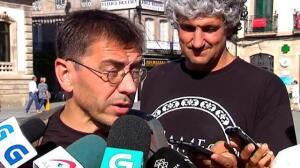 """Monedero: """"El 1 de octubre hay un falso referéndum que no solventará los problemas """""""