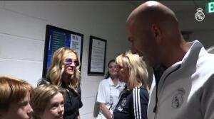 Julia Roberts, fan número uno del Real Madrid
