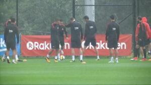 El Barcelona retoma los entrenamientos
