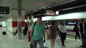 274 trenes cancelados por la huelga ferroviaria del próximo viernes