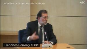 Las claves de la declaración de Mariano Rajoy