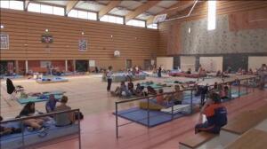 Multitudinaria evacuación por los incendios que azotan el sureste de Francia