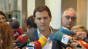 "Rivera: ""Un pleno extraordinario sería un chollo para Rajoy"""