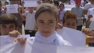 Tres años del genocidio yazidí a manos del Estado Islámico