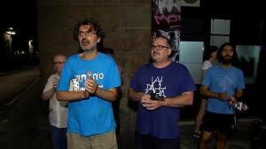 Cacerolada en El Raval contra la ocupación de pisos para el narcotráfico