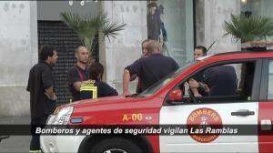 Barcelona recupera la normalidad el día posterios al atentado