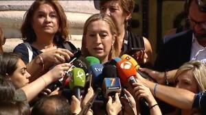 El Congreso guarda un minuto de silencio por los atentados en Barcelona