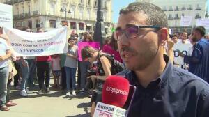 Musulmanes condenan los atentados de Barcelona