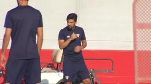 El Sevilla prepara su regreso a la Champions ante el Estambul