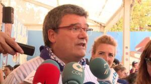 """Alcalde de Bilbao pide """"respeto a todo tipo de creencias"""""""