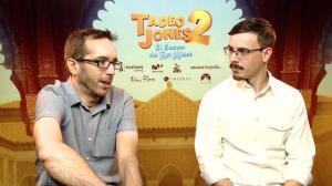 Tadeo Jones, entrevistas