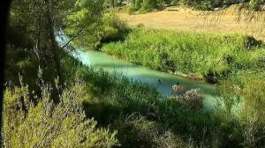 Continúa la búsqueda del niño desaparecido en el río Cabriel, en Valencia