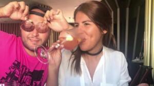 La foto: ¡Kiko Rivera e Isa Pantoja juntos en Ibiza!