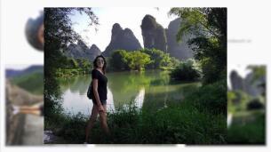 Paz Padilla y sus exóticas vacaciones en China