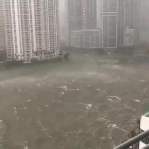 Irma golpea Miami